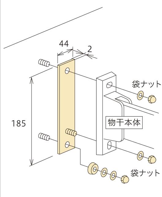 廃番品(HSA型)の交換について※2
